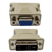 PcConnectTM DVI Analogue Male / VGA (HD15) Female, Adaptor