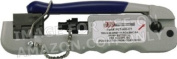 All-in-One Universal RG59/RG6/BNC/RCA Coax Compression Snap-N-Seal Tool