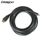 ChromaCast MINI HDMI to Standard HDMI Cable