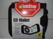 CD Wallet 32 CDs/DVDs