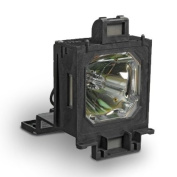 Electrified POA-LMP125 / 610-342-2626 Replacement Lamp with Housing for Sanyo Projectors