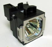 Electrified POA-LMP104 Replacement Lamp with Housing for Sanyo Products