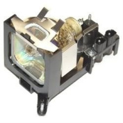 Electrified POA-LMP57 / 610-308-3117 Replacement Lamp with Housing for Sanyo Projectors