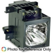SONY KDF-42WE655 TV Replacement Lamp with Housing