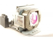 Premium High Quality 5J.J1Y01.001 Projection Lamp With Housing For BENQ Projector SP830, SP831 - 180 Days Warranty