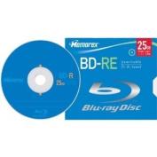 Memorex BD-RE Blu-Ray Rewritable Disc - Single