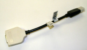 DisplayPort to DVI Adapter for Select Dell OptiPlex Desktops / Latitude / Alienware Laptops / Precision Mobile WorkStations