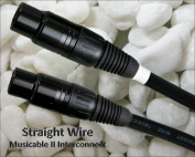 Straight Wire Musicable II Balanced 4.0 Metre Pair Interconnect
