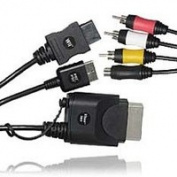 Gigaware Composite/ S-Video Gaming Cable