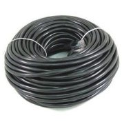 Cable N Wireless 60m CAT5 CAT5e LAN Network Ethernet Patch Cable Black