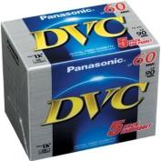 Panasonic AY-DVM60EJ5P MiniDV Tapes