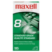Maxell 10 Pack - Maxell T-160 Std Standard Grade Blank Videocassettes