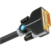 Digital Life DVI Cables - 2.4m Advanced High Speed DVI Cable 6.68 Gbps