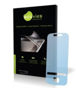 Savvies Crystalclear Screen Protector for LG Electronics GM310, Protective Film, 100% fits, Display Protection Film