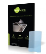 Savvies Crystalclear Screen Protector for LG Electronics GX300, Protective Film, 100% fits, Display Protection Film