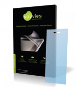 Savvies Crystalclear Screen Protector for LG Electronics BL20, Protective Film, 100% fits, Display Protection Film