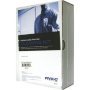 Fargo Electronics Cleaning Kit For Fargo Id Card Prntrs 4Pens 50Cards 50Pads Instr