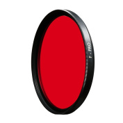 B + W 49mm #090 Glass filter, Light Red #25.