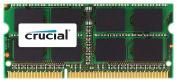 Crucial 2 GB DDR3 1333 MT/s (PC3-10600) CL9 SODIMM 204-Pin 1.35V/1.5V for Mac