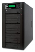 SpartanPro D07-SSPDLPRO 7 Target Fortress DVD/CD Tower with DiscLock Technology
