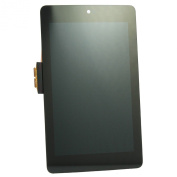 LCD Display Screen Monitor+Flex Cable+Replacement Fix Tools for Nexus 7