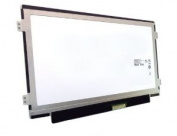 New 26cm Slim Laptop/Netbook LED LCD Screen with Glossy Finish and HD WSVGA 1024 x 600 Resolution for Acer Apire One