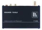 Kramer Electronics 712N Composite Video and Stereo Audio Over Twisted Pair Receiver