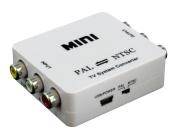 Mini PAL to NTSC Converter