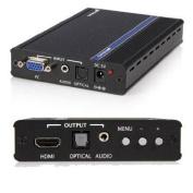 VGA TO HDMI VIDEO CONVERTER WITH AUDIO VGA2HDMIPRO