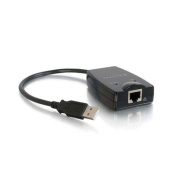 C2G / Cables to Go 39950 Trulink USB to Gigabit Ethernet Adapter