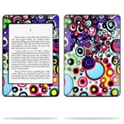Protective Skin Decal Cover for Amazon Kindle Paperwhite eBook Reader Sticker Skins Circle Explosion