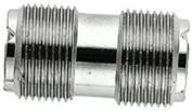 UHF Female to UHF Female Inline Coaxial Coupler Adapter