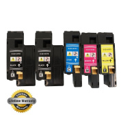 EPS Replacement Dell 1250c 1350cnw 1355cn High Yield Value Pack Toner Cartridges