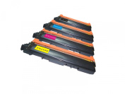 Toner Clinic ® TC-TN210 4PK Compatible Laser Toner Cartridge Set for TN-210 TN210 TN 210 TN-210BK Black TN-210C Cyan TN-210M Magenta TN-210Y Yellow Compatible With . for for f