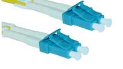 Offex Wholesale LC / LC, Singlemode, Duplex Fibre Optic Cable, 9/125, 1 Metre (3.3ft) Offex Wholesa