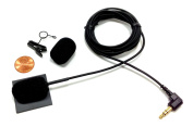 Court Reporter Microphone for Steno Machine and computers, 100cm cable