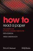How to Read a Paper - the Basics of Evidence-basedmedicine 5E