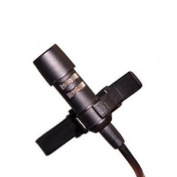 YPA M1-C4L LAVALIER CLIP ON Uni-directional MIC FOR LECTROSONICS Wireless Mic