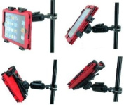 Secure Adjustable Music / Microphone Stand Mount Holder for Apple iPad Mini