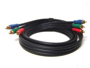 New 1.8m 3 RCA Component Video Cable FOR HDTV DVD VCR