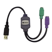 Micro Innovations (USB630A) USB to PS/2 Adapter