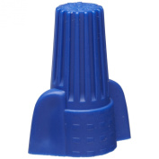 Morris Products 23190 Twisted Wing Connector, Type, Blue, 14 - 6 Awg, max