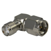 ExpertPower® SMA Male to SMA Female Right Angle Adapter