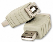 Your Cable Store USB Gender Changer Male A to Female B