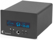 Pro-Ject Audio - Head Box DS - D/A Converter and Headphone Amp - Blk