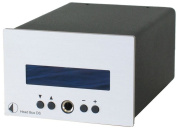 Pro-Ject Audio - Head Box DS - D/A Converter and Headphone Amp - Silver