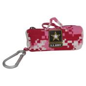 U.S. ARMY Budbag Earbud Storage - Pink