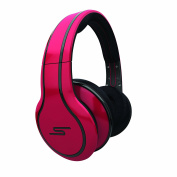SMS Audio SMS-WD-RED Street by 50 Cent Wired Over-Ear Headphones - Red