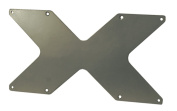 VMP AP-1B 400mm x 200mm Adapter Plate