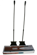 Lumi Universal Satellite Surround Sound Home Theatre Speaker Stands for Bose JBL Klipsch Yamaha Sony JVC Speakers